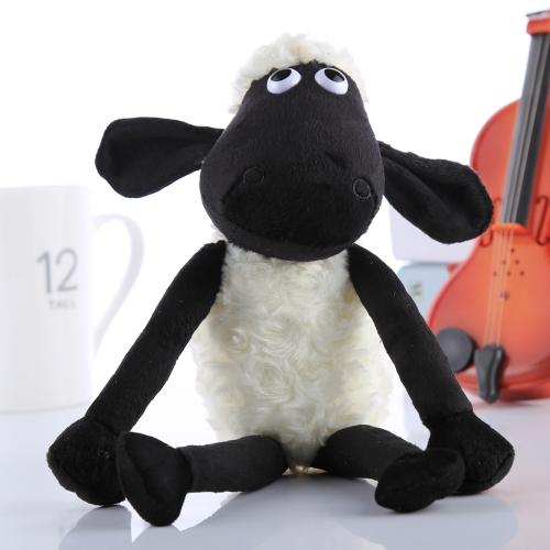 Cute Stuffed Plush Sheep Style Doll, Size: 30 x 28 x 10 cm