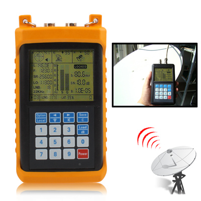 Digital Satellite Finder Signal Meter Price In India