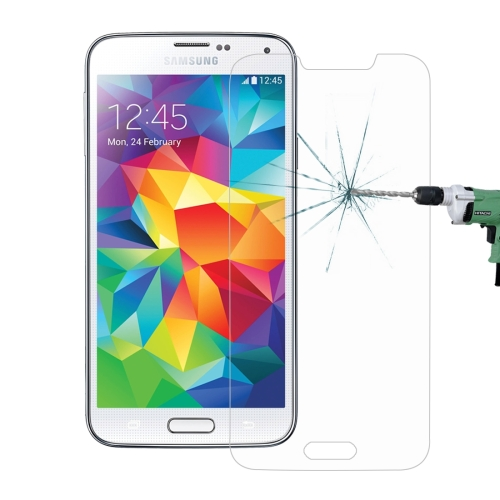 For Galaxy S5 / G900 0.26mm Explosion-proof Tempered Glass Film
