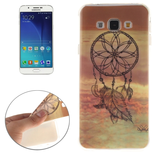 Buy For Samsung Galaxy A8 / A800 Aesthetic Dreamcatcher Pattern Soft TPU IMD Protective Case for $1.20 in SUNSKY store