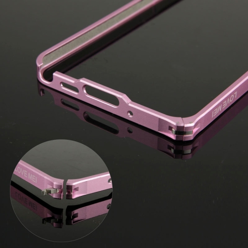 100% authentic b6bd6 9cb6e SUNSKY - Aluminum Bumper Frame Case for Galaxy Note 3 Neo / N7505 (Pink)