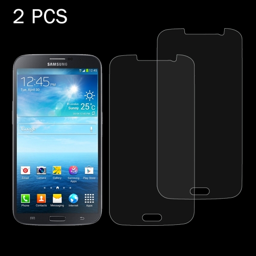 Buy 2 PCS for Samsung Galaxy Mega 5.8 / i9150 0.26mm 9H Surface Hardness 2.5D Explosion-proof Tempered Glass Screen Film for $1.25 in SUNSKY store
