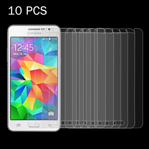 Buy 10 PCS for Samsung Galaxy Grand Prime / G530 0.26mm 9H Surface Hardness 2.5D Explosion-proof Tempered Glass Screen Film for $4.74 in SUNSKY store