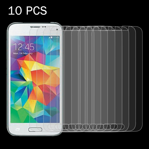 Buy 10 PCS for Samsung Galaxy S5 Mini / G800 0.26mm 9H Surface Hardness 2.5D Explosion-proof Tempered Glass Screen Film for $4.74 in SUNSKY store