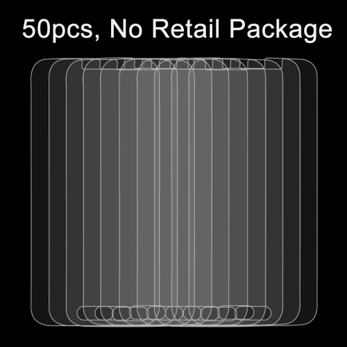 Buy 50 PCS for Samsung Galaxy S5 Mini / G800 0.26mm 9H Surface Hardness 2.5D Explosion-proof Tempered Glass Film, No Retail Package for $14.64 in SUNSKY store