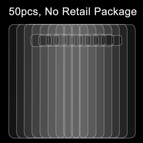 Buy 50 PCS for Samsung Galaxy S6 Edge+ / G928 0.26mm 9H Surface Hardness 2.5D Explosion-proof Back Tempered Glass Film, No Retail Package for $17.96 in SUNSKY store