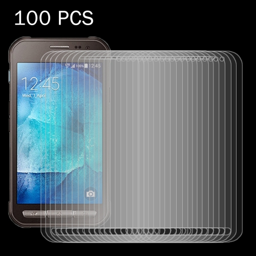 Buy 100 PCS for Samsung Galaxy Xcover 3 / G388F 0.26mm 9H+ Surface Hardness 2.5D Explosion-proof Tempered Glass Screen Film for $41.90 in SUNSKY store