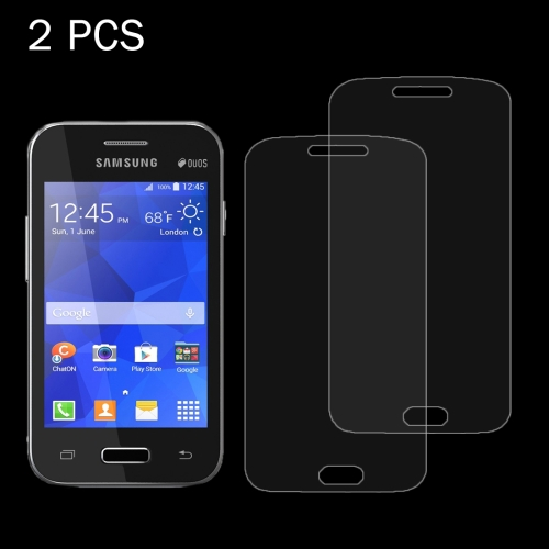 Buy 2 PCS for Samsung Galaxy Core Mini 4G / G3568V 0.26mm 9H Surface Hardness 2.5D Explosion-proof Tempered Glass Screen Film for $1.24 in SUNSKY store