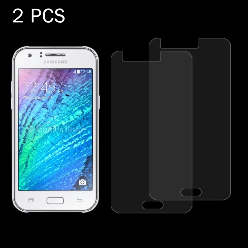 Buy 2 PCS for Samsung Galaxy J1 Ace / J110 0.26mm 9H Surface Hardness 2.5D Explosion-proof Tempered Glass Screen Film for $1.24 in SUNSKY store