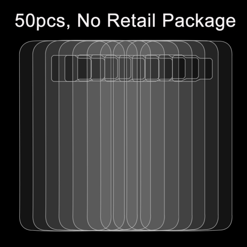 Buy 50 PCS for Samsung Galaxy S6 / G920 & S6 Edge / G925 0.26mm 9H Surface Hardness 2.5D Explosion-proof Back Tempered Glass Film, No Retail Package for $14.58 in SUNSKY store