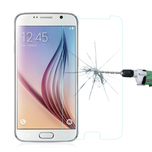 0.26mm 9H Surface Hardness 2.5D Explosion-proof Tempered Glass Screen Film for Galaxy S6 / G920 фото