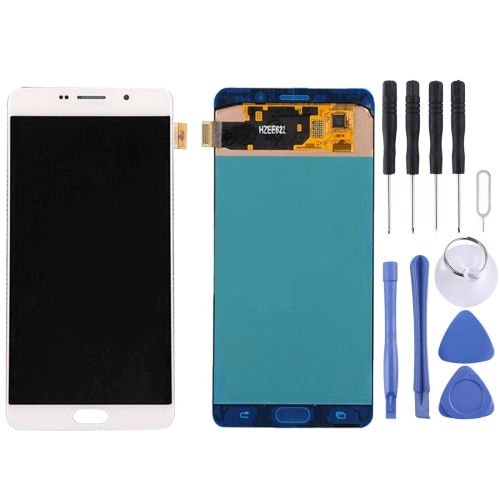 Buy iPartsBuy for Samsung Galaxy A9 / A900 LCD Display + Touch Screen Digitizer Assembly, White for $102.97 in SUNSKY store