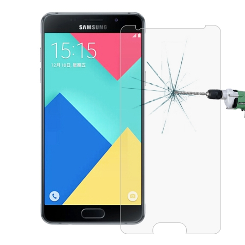 For Galaxy A5(2016) / A510 0.26mm 9H Surface Hardness 2.5D Explosion-proof Tempered Glass Screen Film