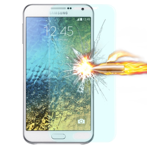 Hat-Prince 0.26mm 9H Surface Hardness 2.5D Explosion-proof Tempered Glass Film for Samsung Galaxy E7 / E700