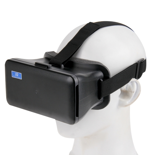 Buy NJ-1688C DIY 3D Cardboard Head Mount Plastic Virtual Reality 3D Video Glasses for iPhone 6 Plus / Samsung Galaxy Note 4 / 3 etc. 5.5 inch 6.3 inch Android iOS Smartphone for $2.54 in SUNSKY store