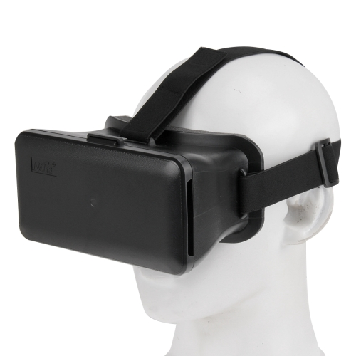 Buy NJ-1688C+ DIY 3D Cardboard Head Mount Plastic Virtual Reality 3D Video Glasses for iPhone 6 Plus / Samsung Galaxy Note 4 / 3 etc. 5.5 inch 6.3 inch Android iOS Smartphone for $2.54 in SUNSKY store