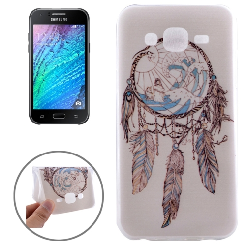 Buy Ultrathin Windbell Pattern TPU Protective Case for Samsung Galaxy J5 for $1.16 in SUNSKY store