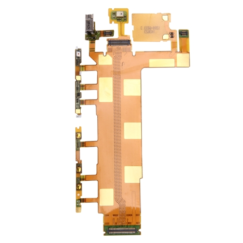 Motherboard (Power & Volume & Mic) Ribbon Flex Cable for Sony Xperia Z3 3G Version фото