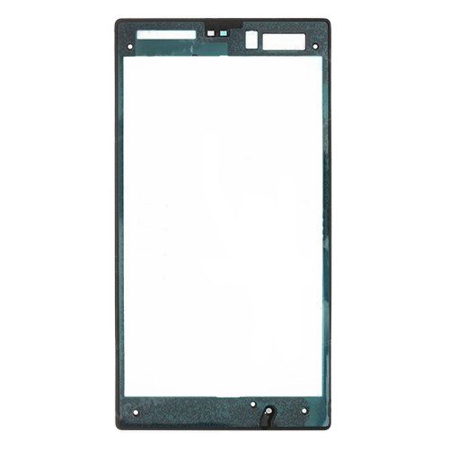 Front Housing Screen Frame Bezel Replacement for Nokia Lumia 520