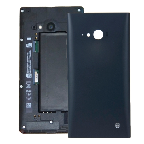 Battery Back Cover for Nokia Lumia 735(Black)
