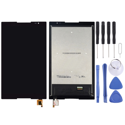 Buy iPartsBuy LCD Display + Touch Screen Digitizer Assembly Replacement for Lenovo TAB S8-50 / S8-50F / S8-50LC, Black for $26.55 in SUNSKY store