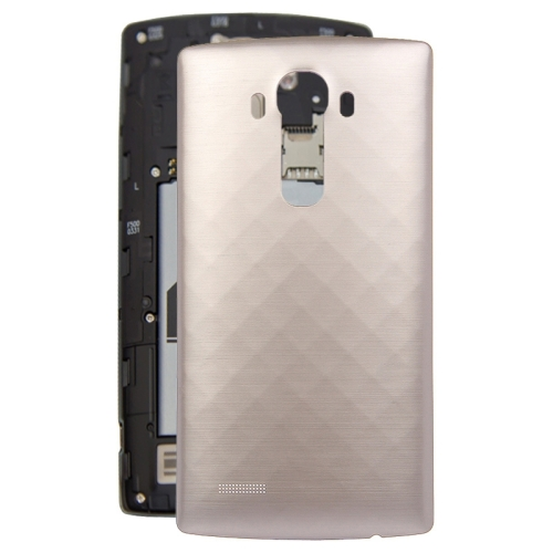 Buy iPartsBuy Original Back Cover with NFC Sticker for LG G4 / H815, Gold for $11.81 in SUNSKY store