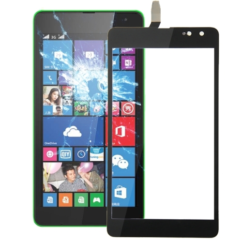 Touch Panel Part for Microsoft Lumia 535(2S)(Black)