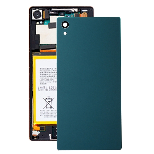 Buy iPartsBuy for Sony Xperia Z5 Original Back Battery Cover, Green for $2.79 in SUNSKY store
