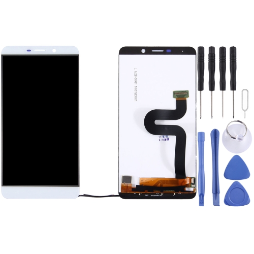 LCD Screen and Digitizer Full Assembly for Letv Le Max / X900(White)