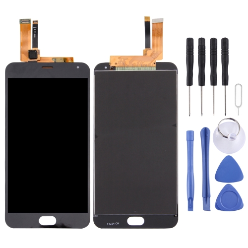 Meizu M2 Note / Meilan Note 2 LCD Screen and Digitizer Full Assembly(Black)