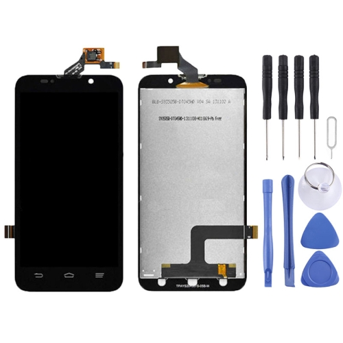 LCD Display + Touch Panel Replacement for Cricket ZTE Source N9511(Black)