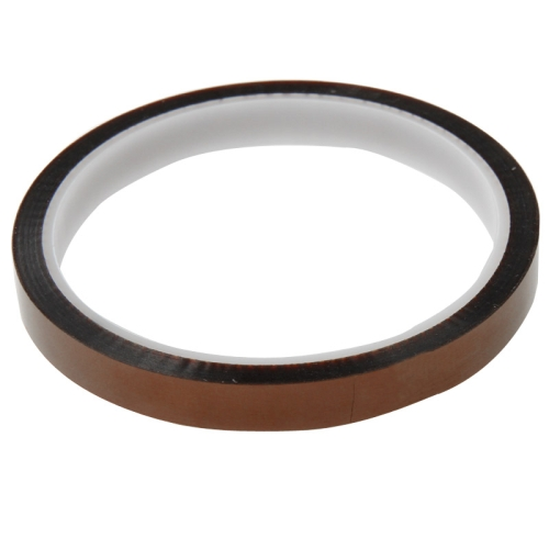 10mm High Temperature Resistant Tape Heat Dedicated Polyimide Tape for BGA PCB SMT Soldering