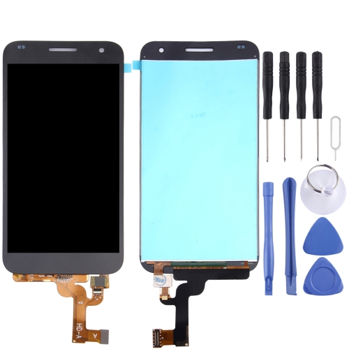 iPartsBuy LCD Screen + Touch Screen Digitizer Assembly for Huawei Ascend G7, Black