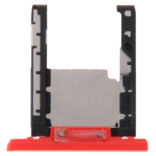 iPartsBuy SD Card Tray Replacement for Nokia Lumia 1520, Red
