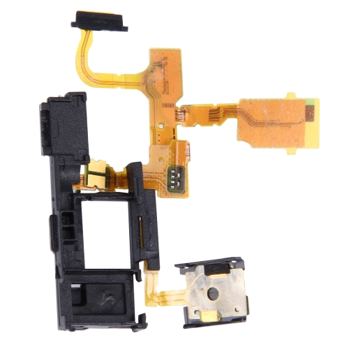 Buy iPartsBuy Power Button Flex Cable & Handset Flex Cable Replacement for Sony Xperia TX / LT29i / LT29 for $1.49 in SUNSKY store
