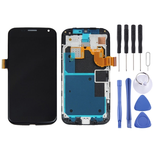 Buy iPartsBuy LCD Screen + Touch Screen Digitizer Assembly for Motorola Moto X / XT1050 / XT1052 / XT1055 / XT1058 / XT1060, Black for $44.28 in SUNSKY store