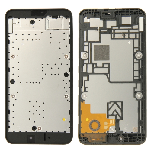 Buy iPartsBuy Front Housing LCD Frame Bezel Plate Replacement for Nokia Lumia 530 / N530 for $1.56 in SUNSKY store