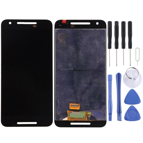 LCD Screen and Digitizer Full Assembly for LG Nexus 5X H791 H790(Black)