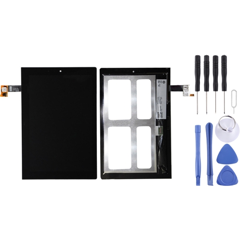 Buy iPartsBuy LCD Display + Touch Screen Digitizer Assembly Replacement for Lenovo Yoga Tablet 2 / 1051 / 1051F, Black for $40.09 in SUNSKY store