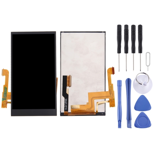 LCD Display + Touch Panel Replacement for HTC One M8(Black)