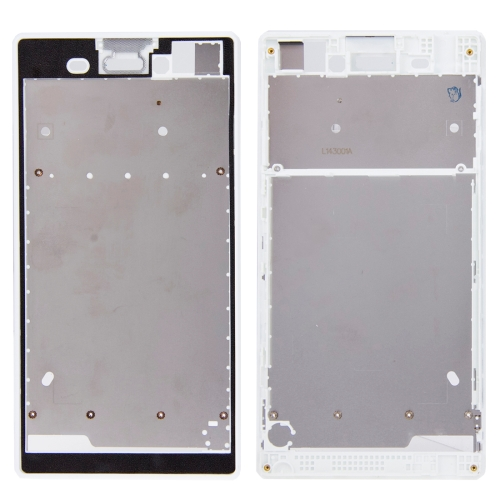 Buy iPartsBuy Front Housing Replacement with Adhesive Sticker for Sony Xperia T3, White for $4.90 in SUNSKY store
