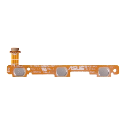 Buy iPartsBuy Power Button & Volume Button Flex Cable Replacement for Asus MeMO Pad 7 / ME170 for $1.27 in SUNSKY store