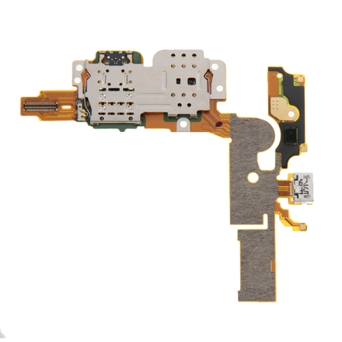 Charging Port Flex Cable + SIM Card Reader Contact Replacement for vivo X5 Pro