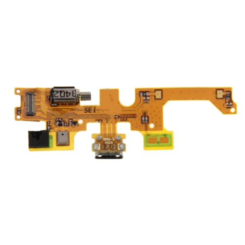 Charging Port Flex Cable & Vibrating Motor Replacement for vivo X5 / X510 / Xplay