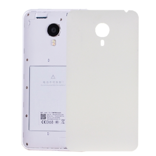 Battery Back Cover Replacement for Meizu MX4(White)