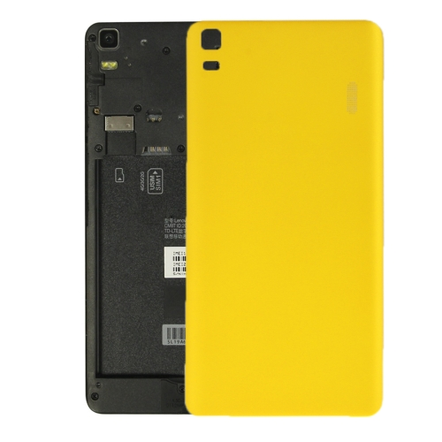 Lenovo K3 Note / K50-T5 / A7000 Turbo Battery Back Cover(Yellow)