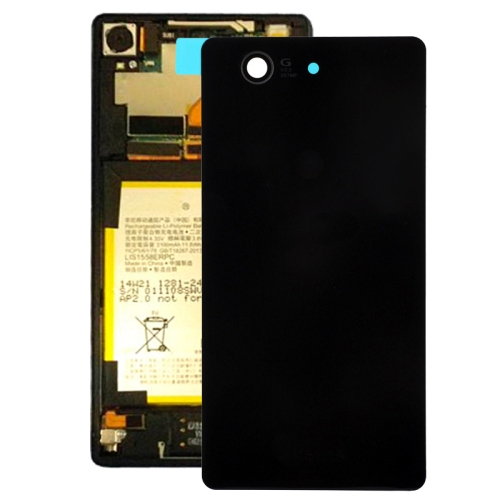 Original Battery Back Cover for Sony Xperia Z3 Compact / D5803(Black)