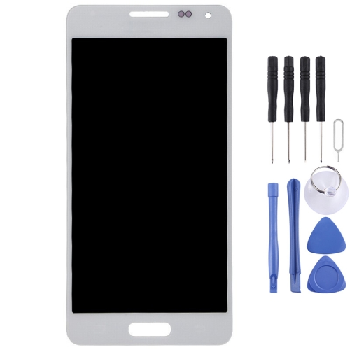 Original LCD Display + Touch Panel for Galaxy Alpha / G850 / G850A, G850F, G850T, G850M, G850FQ, G850Y(White)