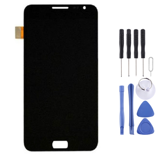 Buy iPartsBuy for Samsung Galaxy Note i9220 Original LCD Display + Touch Screen Digitizer Assembly for $23.42 in SUNSKY store