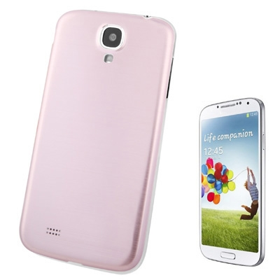 Buy Full Metallic Brushed Replacement Battery Cover for Samsung Galaxy S IV / i9500, Pink for $2.15 in SUNSKY store